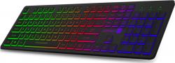 Connect IT kancelářská drátová podsvícená klávesnice