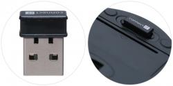 Connect IT Combo bezdrátová klávesnice a myš černá - Fotka 6/6