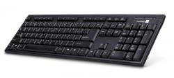 Connect IT kancelářská klávesnice, USB, černá