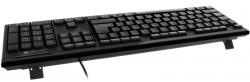 Connect IT kancelářská klávesnice, USB, černá - Fotka 2/5