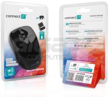 Connect IT MUTE bezdrátová optická tichá myš, černá - Fotka 6/6