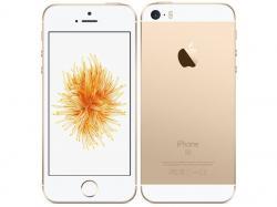 Apple iPhone SE 32GB Gold - Mobilní telefon