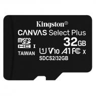 Kingston 32GB Canvas Select Plus MicroSDHC UHS-I A1