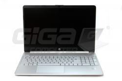 Notebook HP 15s-fq2000np Natural Silver - Fotka 1/6