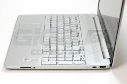 Notebook HP 15s-fq2000np Natural Silver - Fotka 5/6