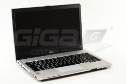 Notebook Fujitsu Lifebook S935 - Fotka 3/6