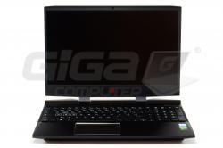 Notebook HP OMEN 15-dc1016nu Shadow Black - Fotka 1/6