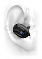 Sluchátka Connect IT True Wireless SensorTouch sluchátka do uší s mikrofonem, ČERNÁ - Fotka 3/9