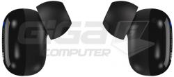 Sluchátka Connect IT True Wireless SensorTouch sluchátka do uší s mikrofonem, ČERNÁ - Fotka 5/9