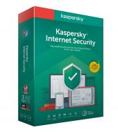 Kaspersky Internet Security, 1PC, 1 rok, nová licence, box