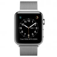 Apple Watch 42mm Series 2 Silver Stainless Steel - L