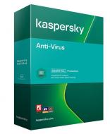 Kaspersky Anti-Virus 1x 1 rok Nová 2021 BOX