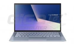 Notebook ASUS ZenBook 14 UM431DA Silver Blue Metal - Fotka 1/6