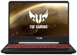 ASUS TUF Gaming FX505DY Black Plastic - Notebook