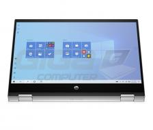 Notebook HP Pavilion x360 14-dw0000nx Mineral Silver - Fotka 4/8