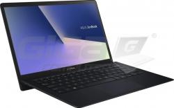 Notebook ASUS ZenBook S UX391FA Deep Dive Blue - Fotka 3/6