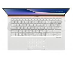 Notebook ASUS ZenBook 14 UX433FA Icicle Silver - Fotka 4/7