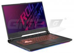Notebook ASUS ROG Strix G G531GV Scar Gunmetal - Fotka 2/6