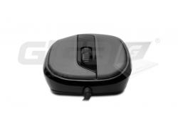 Connect IT Optická myš, USB, šedá - Fotka 4/5