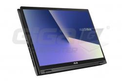 Notebook ASUS ZenBook Flip 15 UX563FD Gun Grey - Fotka 3/6