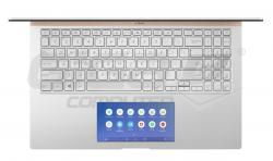 Notebook ASUS ZenBook 15 UX534FTC Transparent Silver - Fotka 4/6