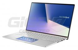 Notebook ASUS ZenBook 15 UX534FTC Icicle Silver - Fotka 2/6