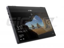 Notebook ASUS VivoBook Flip 14 TP412FA Star Grey - Fotka 4/8