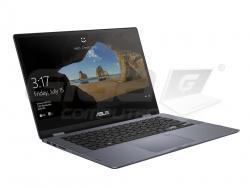 Notebook ASUS VivoBook Flip 14 TP412FA Star Grey - Fotka 2/8
