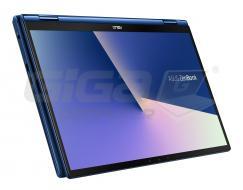 Notebook ASUS ZenBook Flip 13 UX362FA Royal Blue - Fotka 4/7