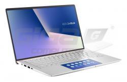 Notebook ASUS ZenBook 14 UX434FLC Icicle Silver - Fotka 3/6