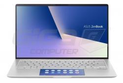 Notebook ASUS ZenBook 14 UX434FLC Icicle Silver - Fotka 1/6