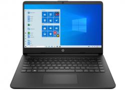 HP 14s-dq1011nx Jet Black - Notebook