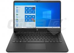 Notebook HP 14s-dq1011nx Jet Black - Fotka 1/6