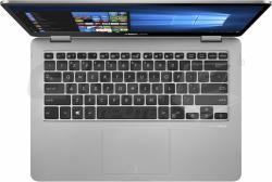Notebook ASUS VivoBook Flip 14 TP401 Light Grey - Fotka 6/6