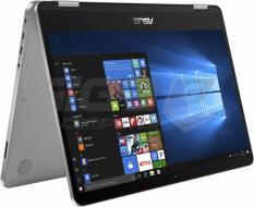 Notebook ASUS VivoBook Flip 14 TP401 Light Grey - Fotka 5/6