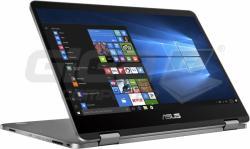 Notebook ASUS VivoBook Flip 14 TP401 Light Grey - Fotka 4/6