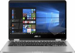 Notebook ASUS VivoBook Flip 14 TP401 Light Grey - Fotka 1/6