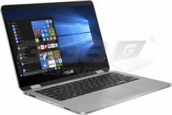 Notebook ASUS VivoBook Flip 14 TP401 Light Grey - Fotka 2/6