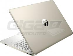 Notebook HP 15s-fq1057nw Pale Gold - Fotka 4/5