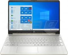 Notebook HP 15s-fq1057nw Pale Gold - Fotka 1/5