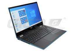 Notebook HP Pavilion x360 14-dw1014nx Forest Teal - Fotka 2/6