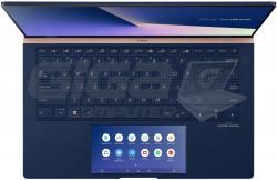 Notebook ASUS ZenBook 14 UX434FQ Royal Blue - Fotka 4/6
