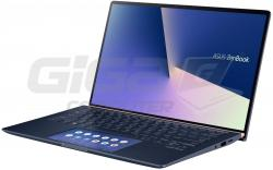 Notebook ASUS ZenBook 14 UX434FQ Royal Blue - Fotka 3/6