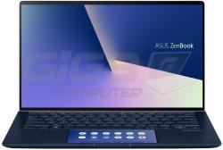 Notebook ASUS ZenBook 14 UX434FQ Royal Blue - Fotka 1/6