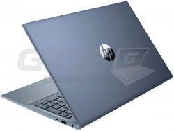 Notebook HP Pavilion 15-eg0002nh Fog Blue - Fotka 2/4