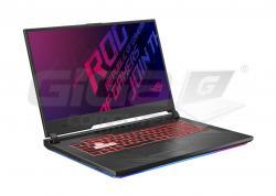 Notebook ASUS ROG Strix G G731GU Black Metal - Fotka 2/5