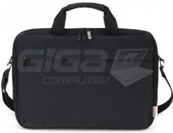 "DICOTA BASE XX Laptop Bag Toploader 14-15.6"" Black - Fotka 1/4"