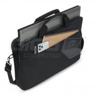 "DICOTA BASE XX Laptop Bag Toploader 14-15.6"" Black - Fotka 3/4"