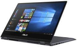 Notebook ASUS VivoBook Flip 14 TP412FA Galaxy Blue