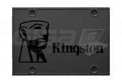 """Kingston A400 240GB SATA3 2.5"""" SSD 7mm - Fotka 1/3"""